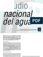 Estudio Nacional Del Agua 2001 Ideam