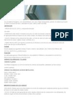 DEFINICIÓN _ Vidrio « Puro Diseño Industrial