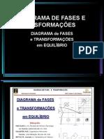 Diagrama de Fases e Transformações