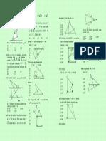 Ángulos y Triángulos 16p