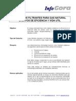 Reporte Aplicacion Gas Natural