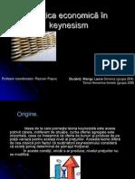 Politica Economică În Keynesism
