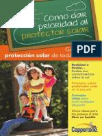 Coppertone Sun Protection Guide (Espanol)