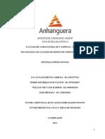 ATPS - Sistemas Operacionais