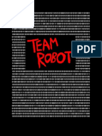 Team Robot Resume v.4