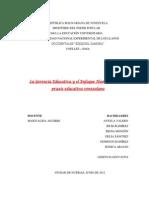 La Gerencia Educativa y El Enfoque Humanista en La Praxis Educativa Venezolana