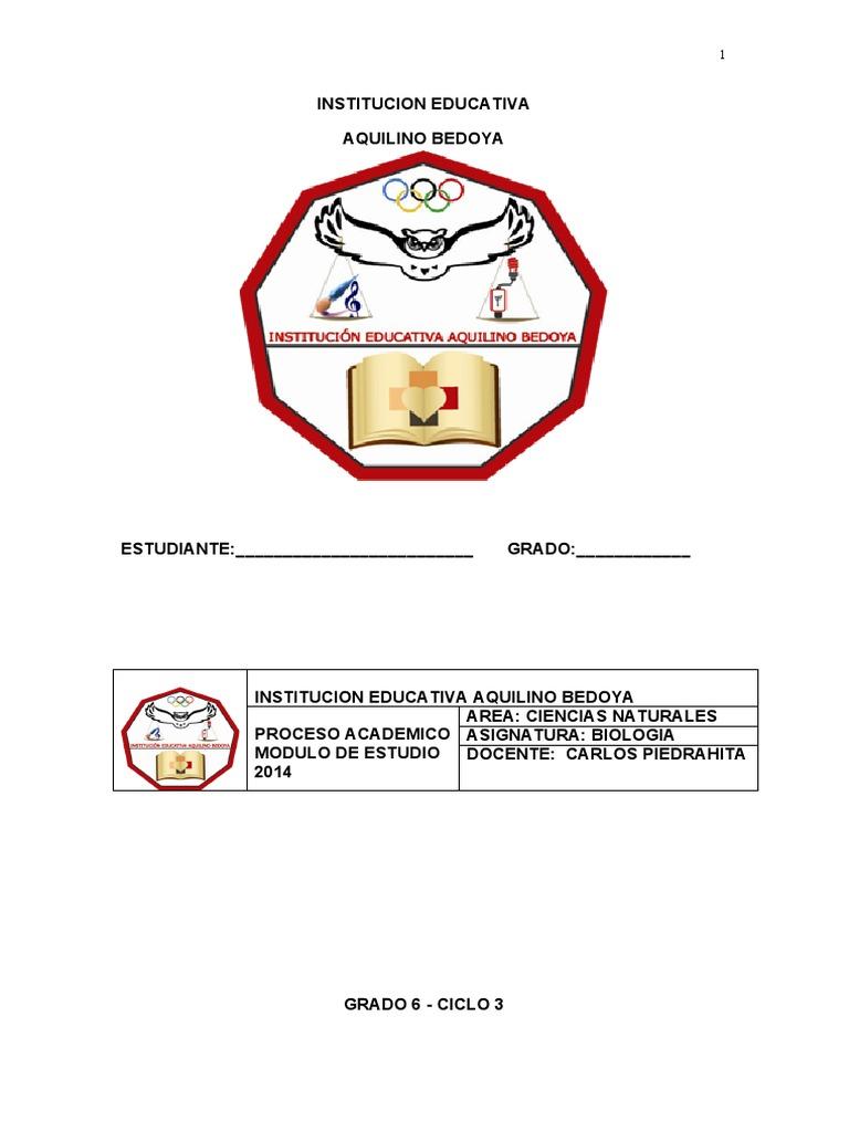 Módulo Biología Sexto.pdf