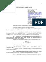 Lei Estadual n.º 6.843 - Atualizada 22-11-2013