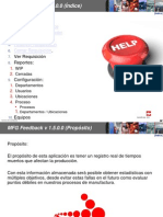 MFG FeedBack Capacitacion.pps