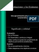 Conferencia 2 FIACA Evaluaciones