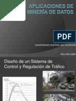 Aplicaciones de Minería de Datos