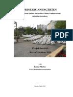 Kartoffel-Projektbericht 2011 PrinzGaerten
