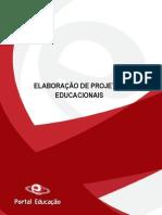 Elaboração de Projetos Educacionais