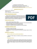 Diagnóstico_Tercer Año B_Prácticas Del Lenguaje