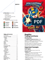MegaMan TCG - Power Up Rulebook