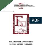 Reglamento - Escuela Libre de Psicología PUEBLA, PUE. MEX. 2013