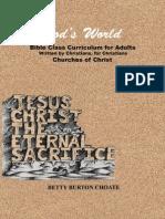 Jesus Christ the Eternal Sacrifice