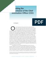 Unlocking the Role of CIO