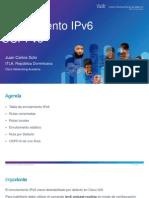 Enrutamiento IPv6 OSPFv3-JCS