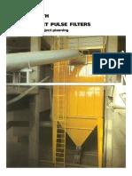 Central Jet Pulse Filter