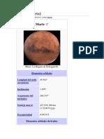 Marte Planetaa