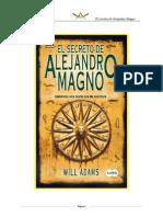 Adams Will - El Secreto de Alejandro Magno