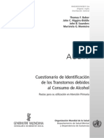 Audit Manual Spanish
