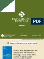Normas APA Final 2014.1