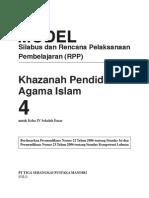 Ktsp Khaz Islam Sd 4 R1