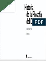 Guido Fasso - Historia de La Filosofia Del Derecho - Vol. 3 - 1996