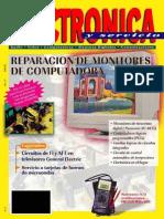 Electronica y Servicio N°12-reparacion de monitores de computadora