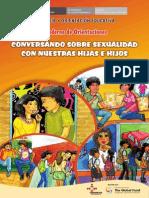 Cuaderno de Orientaciones Conversando Sobre Sexualidad Con Mis Hijos