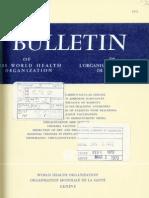 Mémorandum de l'OMS de 1972  Comment utiliser les vaccinsdans l'intention de tuer