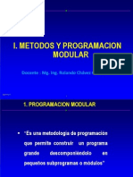 Metodos y Programacion Modular