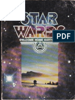 Star Wards - Welcome Home Earthman by Richard T. Miller