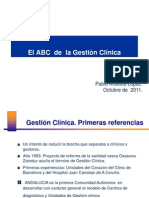 00 El ABC de La Gestion Clinica 1