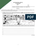 UPSR Bahasa Inggeris Revision 2