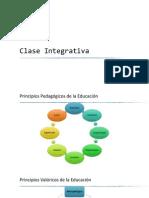 Clase Integrativa