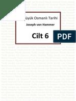 Hammer - Büyük Osmanlı Tarihi 6.Cilt