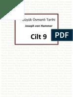 Hammer - Büyük Osmanlı Tarihi 9.Cilt