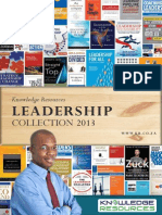 Leadership Collection 2013