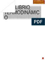 Equilibrio termodinámico