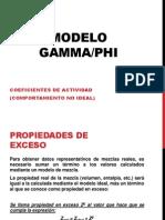 1. Modelo Gamma