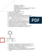 Sample Fpgee Questions