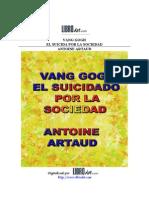Artaud Antonin-Van Gogh El Suicidado Por La Sociedad