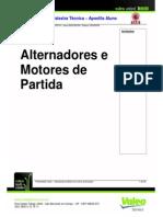AUTOMANIACO - Apostila participante  RTA (Alternadores e Motores de Arranque)