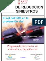 4. El Rol Del PAS en La Prevención Vial