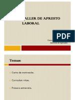 Apresto Laboral Psicologia-UDP