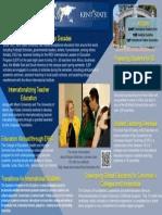 international initiatives display