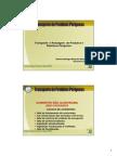 Transporte e Rotulagem de Produtos e Residuos Perigosos